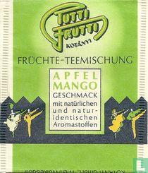 Apfel Mango Geschmack