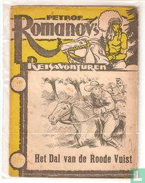 Petrof Romanov's reisavonturen 18