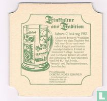 Trinkkultur aus Tradition Pilskrone
