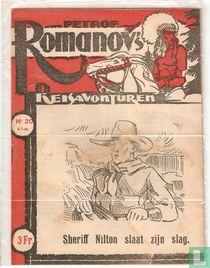 Petrof Romanov's reisavonturen 20