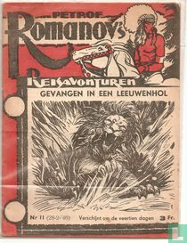 Petrof Romanov's reisavonturen 11