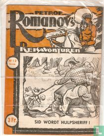 Petrof Romanov's reisavonturen 12