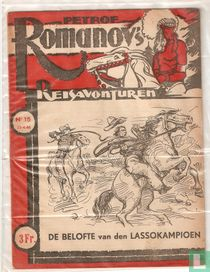 Petrof Romanov's reisavonturen 15