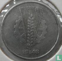 DDR 10 pfennig 1948