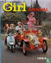Girl Annual 1964