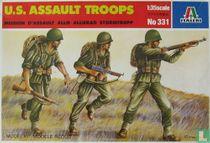 U.S. Assault Troops
