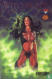 The Witchblade gallery - Dynamic Forces Red Foil Edition
