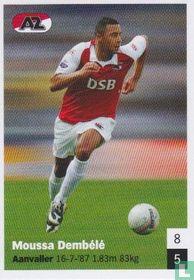 AZ: Moussa Dembélé