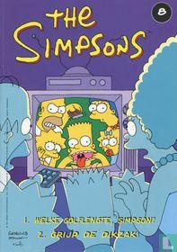 Welke golflengte, Simpson? + Grijp de dikzak!