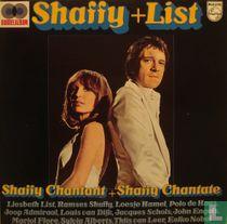 Shaffy Chantant + Shaffy Chantate
