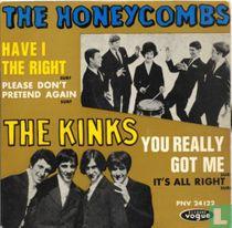 The Honeycombs / The Kinks
