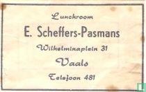 Lunchroom E. Scheffers Pasmans