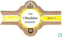 Café 't Mandeken Wingene - Markt 6