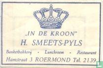 """""""In de Kroon"""" Banketbakkerij Lunchroom Restaurant"""