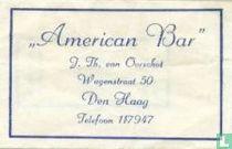 """American Bar"""
