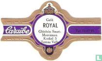 Café Royal Ghislain Smet-Meersman Krekel 5 Temse Velle - Caraïbe -  Tel. 71.07.05