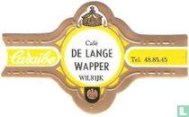 Café De Lange Wapper Wilrijk - Caraïbe - Tel. 48.85.45