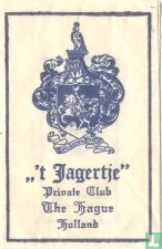 """"""" 't Jagertje"""" Private Club"""