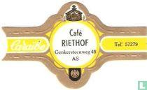 Café Riethof Genkersteenweg 48 AS - Caraïbe - Tel. 57279