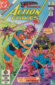 Action Comics 537