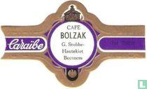 Café Bolzak G.Stubbe-Hautekiet Beernem - Caraïbe - Tel. 78333