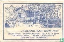 """"""" 't Eiland van Oom Nic"""""""