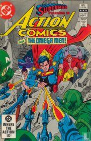 Enter--The Omega Men!
