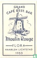 Grand Café Rest. Bar Moulin Rouge