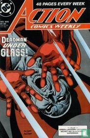 Action Comics 605