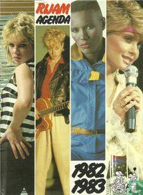 Rijam agenda 1982 1983