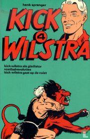 Kick Wilstra als gladiator + Voetbalrevoluties + Kick Wilstra gaat op de vuist