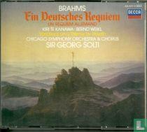 Brahms, Johannes:  Ein Deutsches Requiem