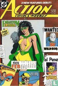 Action Comics 636