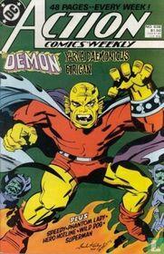 Action Comics 638