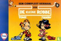 Een compleet verhaal van de kleine Robbe 3