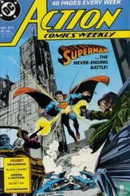Action Comics 611