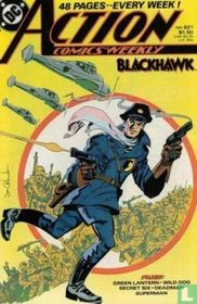Action Comics 621