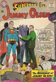 The Revenge of Jimmy Olsen
