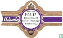 Dancing Pigalle Bakkerstraat 11 Rue des Boulanger Blankenberge - Caraïbe - Dancing Pigalle