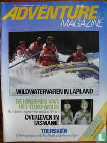 Adventure Magazine 1