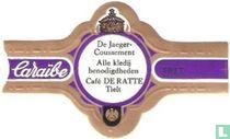 De Jaeger- Coussement Alle kledij benodigdheden Café De Ratte Tielt - Caraïbe - Tielt