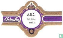 A.B.C. bij Gaby Tielt - Caraïbe - Hoogstraat 30