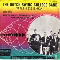The Dutch Swing College Band spelen de jenka!