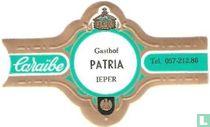 Gasthof Patria Ieper - Caraïbe - Tel. 057-212.85