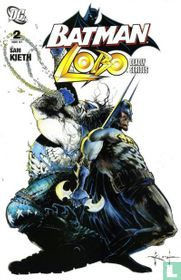 Batman/Lobo: Deadly serious