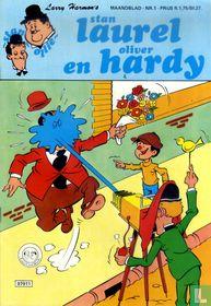 Stan Laurel en Oliver Hardy 1