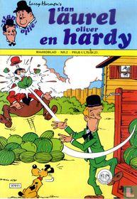 Stan Laurel en Oliver Hardy 2