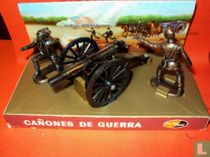 Amerikaanse Burgeroorlog Diorama