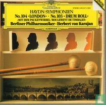 Haydn Symphonien (Dummy met 'Bewegingen')