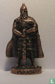 Russische krijger Alexander Nevsky